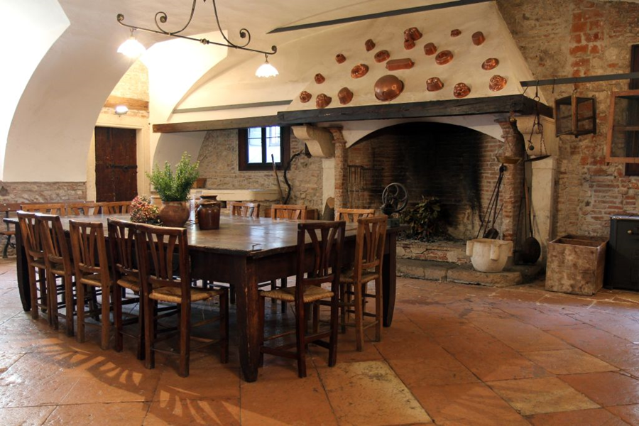 Sale private il castello castello di thiene - Castelli mobili ...