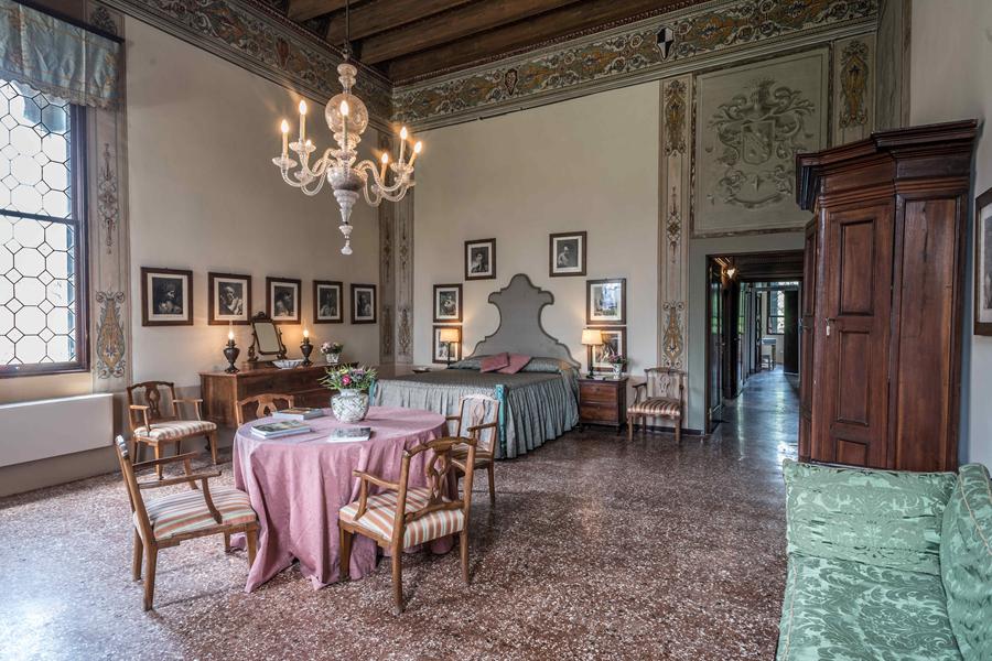 Soggiorni - Soggiornare in Castello - Castello Di Thiene